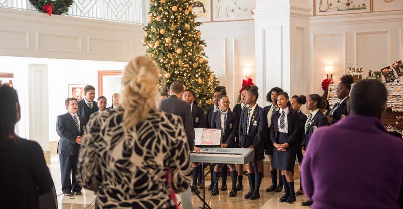 Clearwater-Middle-School's-Choir-Bermuda-Dec-2017-10