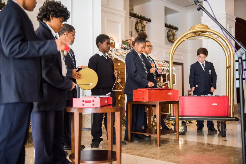 Clearwater-Middle-School's-Choir-Bermuda-Dec-2017-14