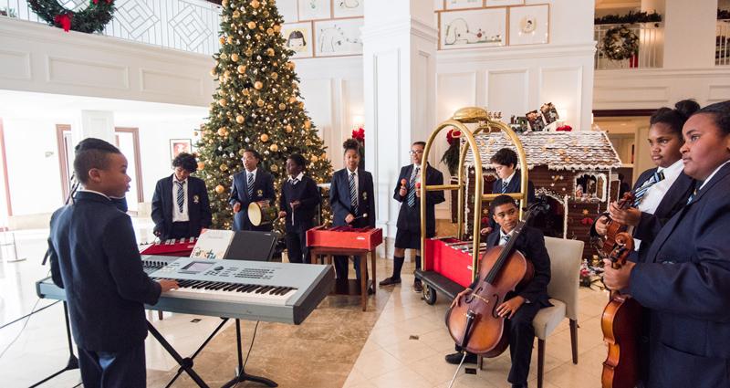 Clearwater-Middle-School's-Choir-Bermuda-Dec-2017-17