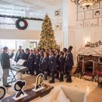Clearwater Middle School's Choir Bermuda Dec 2017 (2)