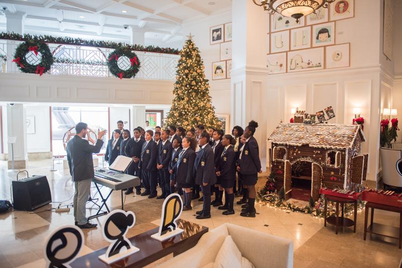 Clearwater-Middle-School's-Choir-Bermuda-Dec-2017-2