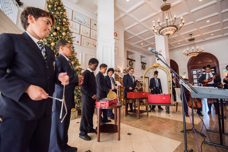 Clearwater-Middle-School's-Choir-Bermuda-Dec-2017-20