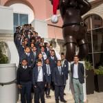 Clearwater Middle School's Choir Bermuda Dec 2017 (22)