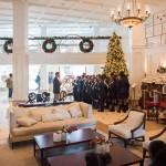 Clearwater Middle School's Choir Bermuda Dec 2017 (4)