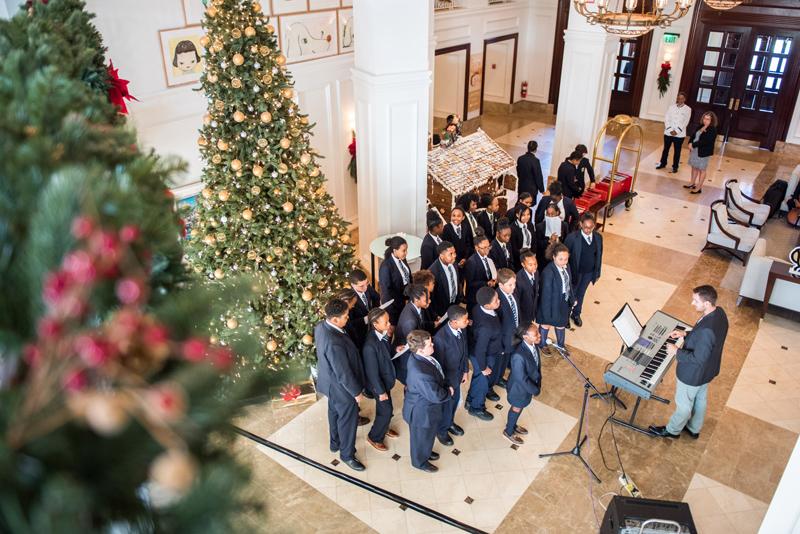 Clearwater-Middle-School's-Choir-Bermuda-Dec-2017-6