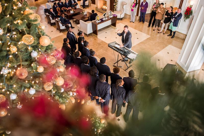 Clearwater-Middle-School's-Choir-Bermuda-Dec-2017-8