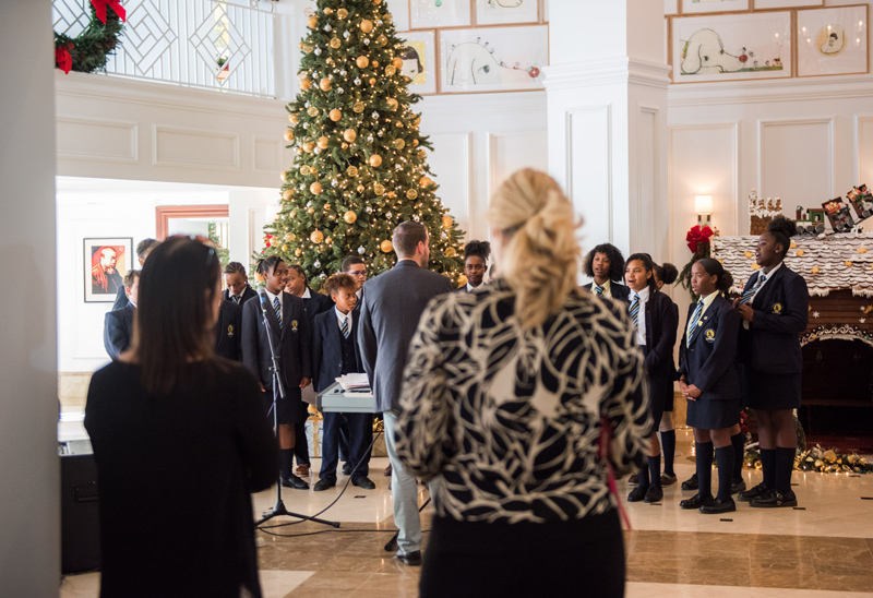 Clearwater-Middle-School's-Choir-Bermuda-Dec-2017-9