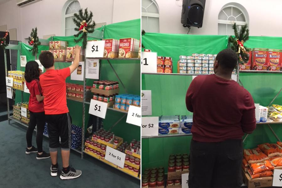 Cornerstone Donation from Christmas Store Bermuda Dec 20 2017 (1)