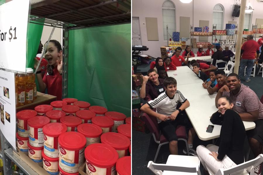 Cornerstone Donation from Christmas Store Bermuda Dec 20 2017 (4)