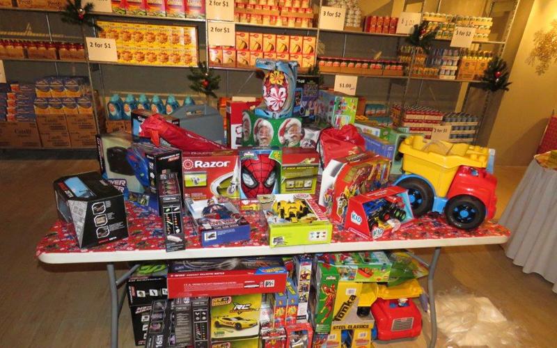 Cornerstone Foundation Christmas Store Bermuda Dec 7 2017