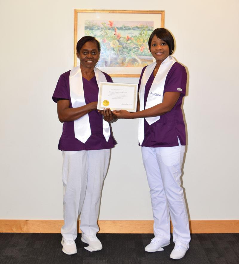 Dementia Care Practitioner-Allison and Yana