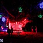 Festival of Lights Christmas Decorations Lights Bermuda, December 22 2017-7424