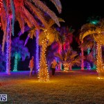Festival of Lights Christmas Decorations Lights Bermuda, December 22 2017-7457