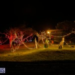 Festival of Lights Christmas Decorations Lights Bermuda, December 22 2017-7562