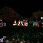 Flatts Hill Christmas Decorations Lights Bermuda, December 20 2017-6629