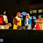 Flatts Hill Christmas Decorations Lights Bermuda, December 20 2017-6641