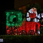 Flatts Hill Christmas Decorations Lights Bermuda, December 20 2017-6645