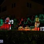Flatts Hill Christmas Decorations Lights Bermuda, December 20 2017-6653