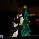 Flatts Hill Christmas Decorations Lights Bermuda, December 20 2017-6665