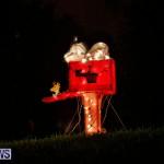 Flatts Hill Christmas Decorations Lights Bermuda, December 20 2017-6673