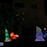 Flatts Hill Christmas Decorations Lights Bermuda, December 20 2017-6721