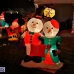 Flatts North Shore Road Christmas Decorations Lights Bermuda, December 20 2017-6828