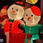 Flatts North Shore Road Christmas Decorations Lights Bermuda, December 20 2017-6832