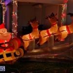 Flatts North Shore Road Christmas Decorations Lights Bermuda, December 20 2017-6836