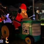 Flatts North Shore Road Christmas Decorations Lights Bermuda, December 20 2017-6848