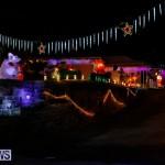 Flatts North Shore Road Christmas Decorations Lights Bermuda, December 20 2017-6880