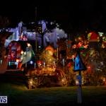 Flatts North Shore Road Christmas Decorations Lights Bermuda, December 20 2017-6888