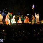 Flatts North Shore Road Christmas Decorations Lights Bermuda, December 20 2017-6892