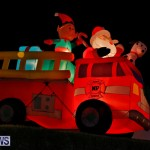 Flatts North Shore Road Christmas Decorations Lights Bermuda, December 20 2017-6900