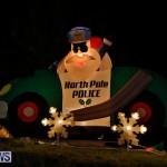 Flatts North Shore Road Christmas Decorations Lights Bermuda, December 20 2017-6904
