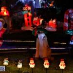 Flatts North Shore Road Christmas Decorations Lights Bermuda, December 20 2017-6932