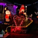 Flatts North Shore Road Christmas Decorations Lights Bermuda, December 20 2017-6936