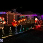 Flatts North Shore Road Christmas Decorations Lights Bermuda, December 20 2017-6940