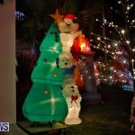 Flatts North Shore Road Christmas Decorations Lights Bermuda, December 20 2017-6952