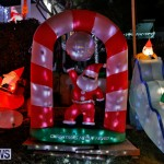 Flatts North Shore Road Christmas Decorations Lights Bermuda, December 20 2017-6964