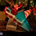 Flatts North Shore Road Christmas Decorations Lights Bermuda, December 20 2017-6980