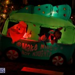 Flatts North Shore Road Christmas Decorations Lights Bermuda, December 20 2017-6984