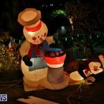 Flatts North Shore Road Christmas Decorations Lights Bermuda, December 20 2017-7000