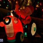 Flatts North Shore Road Christmas Decorations Lights Bermuda, December 20 2017-7004