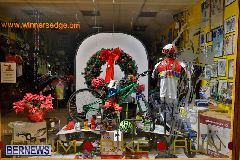 Hamilton-Storefronts-Christmas-Decorations-Lights-Bermuda-December-22-2017-7689