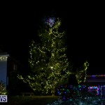 Jennings Road Christmas Decorations Lights Bermuda, December 20 2017-6733