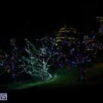 Jennings Road Christmas Decorations Lights Bermuda, December 20 2017-6737