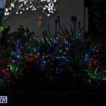 Jennings Road Christmas Decorations Lights Bermuda, December 20 2017-6745