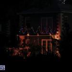 Jennings Road Christmas Decorations Lights Bermuda, December 20 2017-6769