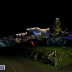 Jennings Road Christmas Decorations Lights Bermuda, December 20 2017-6773