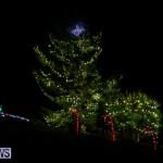 Jennings Road Christmas Decorations Lights Bermuda, December 20 2017-6809